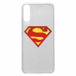 Чехол для Samsung A70 Superman Classic