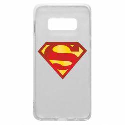 Чехол для Samsung S10e Superman Classic