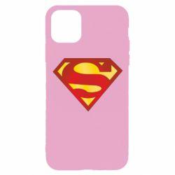 Чехол для iPhone 11 Pro Superman Classic