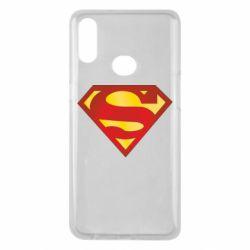 Чехол для Samsung A10s Superman Classic