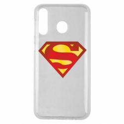 Чехол для Samsung M30 Superman Classic