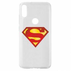 Чехол для Xiaomi Mi Play Superman Classic