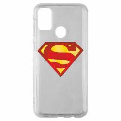 Чехол для Samsung M30s Superman Classic