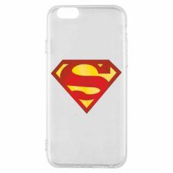 Чехол для iPhone 6/6S Superman Classic