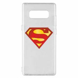 Чехол для Samsung Note 8 Superman Classic