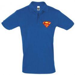 Футболка Поло Superman Classic - FatLine