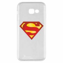 Чехол для Samsung A5 2017 Superman Classic