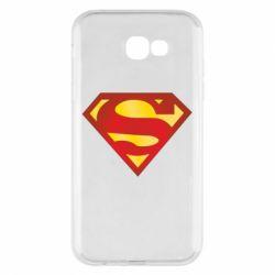 Чехол для Samsung A7 2017 Superman Classic