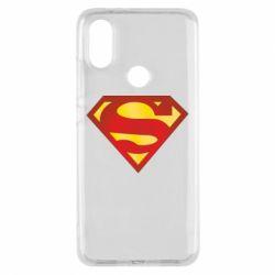 Чехол для Xiaomi Mi A2 Superman Classic