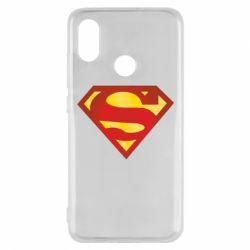 Чехол для Xiaomi Mi8 Superman Classic