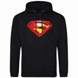 Мужская толстовка Superman Emblem - FatLine