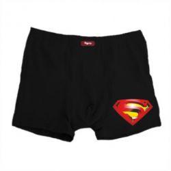 Мужские трусы Superman Emblem - FatLine