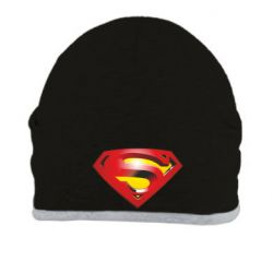 Шапка Superman Emblem - FatLine