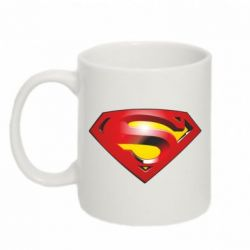 Кружка 320ml Superman Emblem - FatLine