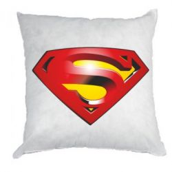 Подушка Superman Emblem - FatLine