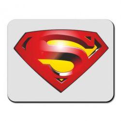 Коврик для мыши Superman Emblem - FatLine