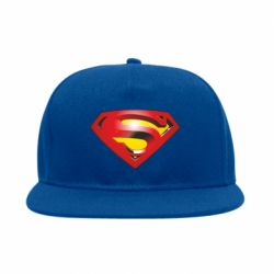 Снепбек Superman Emblem - FatLine