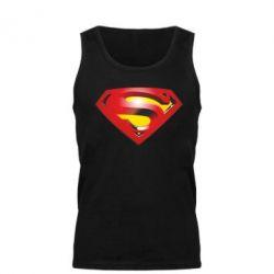 Мужская майка Superman Emblem - FatLine