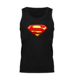 Мужская майка Superman Logo - FatLine