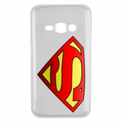 Чехол для Samsung J1 2016 Superman Logo