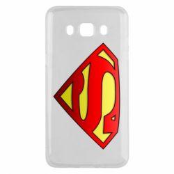 Чехол для Samsung J5 2016 Superman Logo