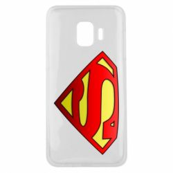 Чохол для Samsung J2 Core Superman Logo