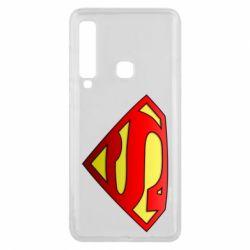 Чехол для Samsung A9 2018 Superman Logo