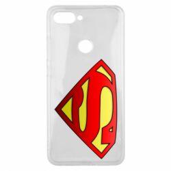 Чехол для Xiaomi Mi8 Lite Superman Logo