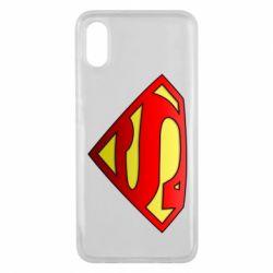 Чехол для Xiaomi Mi8 Pro Superman Logo