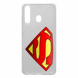 Чехол для Samsung A60 Superman Logo