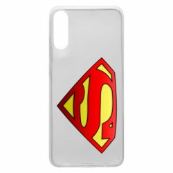 Чехол для Samsung A70 Superman Logo