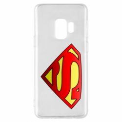 Чехол для Samsung S9 Superman Logo