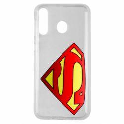 Чехол для Samsung M30 Superman Logo