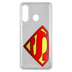 Чехол для Samsung M40 Superman Logo