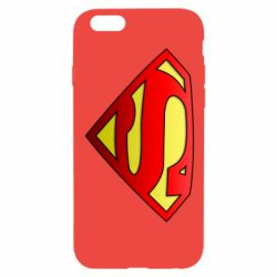 Чохол для iPhone 6/6S Superman Logo