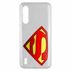 Чехол для Xiaomi Mi9 Lite Superman Logo