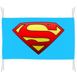 Прапор Superman Logo