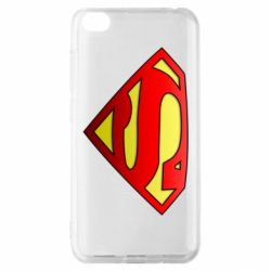 Чохол для Xiaomi Redmi Go Superman Logo