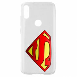 Чохол для Xiaomi Mi Play Superman Logo