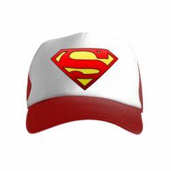 Детская кепка-тракер Superman Logo