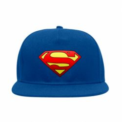 Снепбек Superman Logo - FatLine