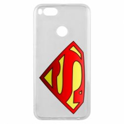 Чохол для Xiaomi Mi A1 Superman Logo