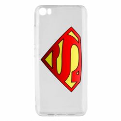 Чехол для Xiaomi Mi5/Mi5 Pro Superman Logo