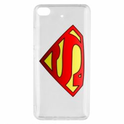 Чохол для Xiaomi Mi 5s Superman Logo
