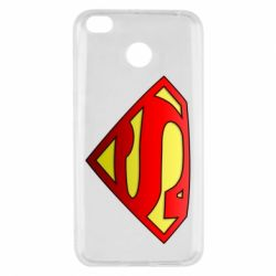 Чехол для Xiaomi Redmi 4x Superman Logo