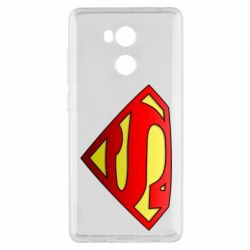 Чехол для Xiaomi Redmi 4 Pro/Prime Superman Logo