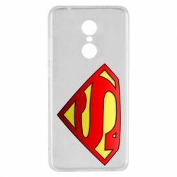 Чехол для Xiaomi Redmi 5 Superman Logo