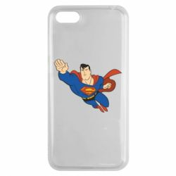 Чехол для Huawei Y5 2018 Superman mult - FatLine