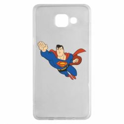 Чехол для Samsung A5 2016 Superman mult - FatLine