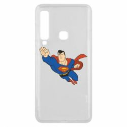 Чехол для Samsung A9 2018 Superman mult - FatLine